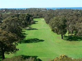Victor Harbor Golf Club Logo and Images