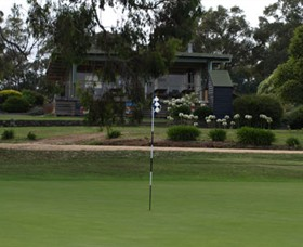Hepburn Springs Golf Club Logo and Images