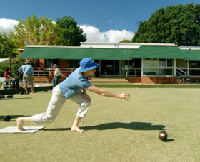 Canberra City Bowling Club Logo and Images