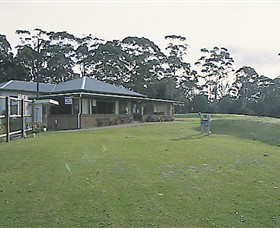 Yarram Golf Club Logo and Images