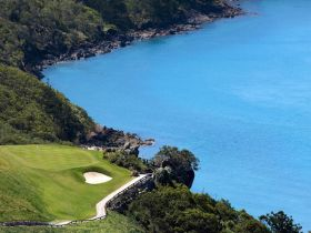 Hamilton Island Golf Club Logo and Images
