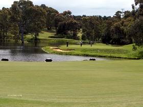 Flagstaff Hill Golf Club and Koppamurra Ridgway Restaurant