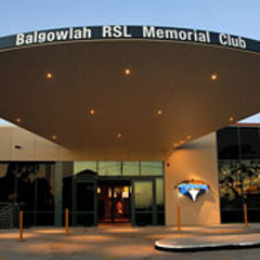 Balgowlah RSL Memorial Club Logo and Images