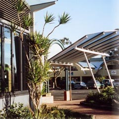 Byron Bay Services Club Logo and Images