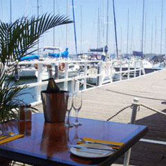Lake Macquarie Yacht Club Logo and Images