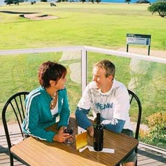 Narooma Golf Club Logo and Images