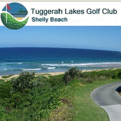 Tuggerah Lakes Golf Club Logo and Images