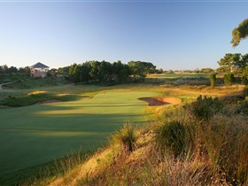 Royal Adelaide Golf Club Logo and Images