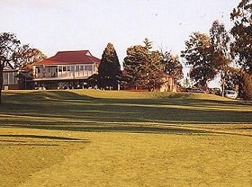 Launceston Golf Club Logo and Images