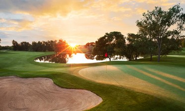 Claremont Golf Club Logo and Images