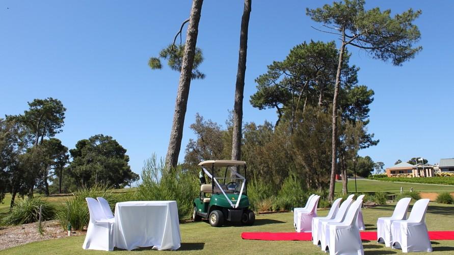 Glenelg Golf Club Logo and Images