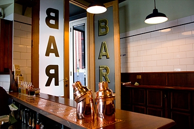 Bar Americano Logo and Images