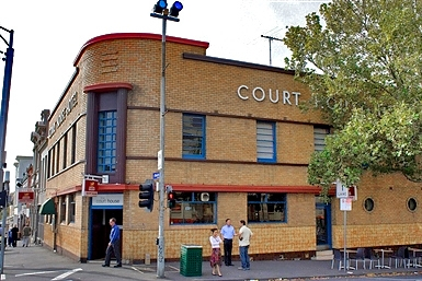 Court House Hotel North Melbourne Logo and Images