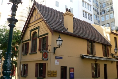 Mitre Tavern Logo and Images