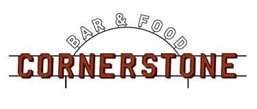 Cornerstone Bar & Food Logo and Images