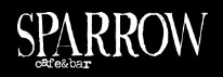 Sparrow Cafe and Bar Logo and Images