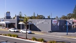 Bellevue Hotel Tuncurry Image