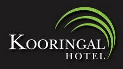 Kooringal Hotel Logo and Images