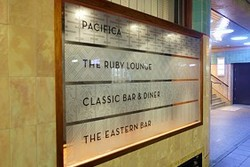 Eastern Hotel Logo and Images