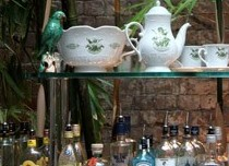 Gin Garden Logo and Images