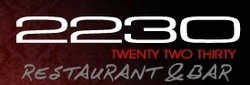 2230 Restaurant and Bar Logo and Images