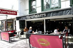Tigerbakers Logo and Images