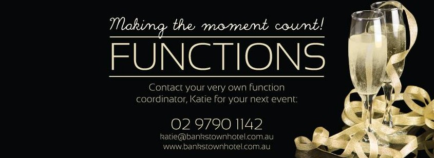 Bankstown Hotel Logo and Images