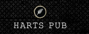 Harts Pub Restaurant Logo and Images