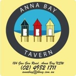 Anna Bay Tavern Logo and Images