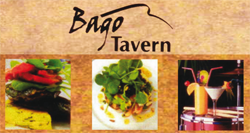 Bago Tavern Logo and Images