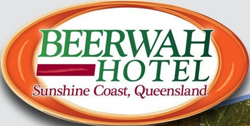 Beerwah Hotel Logo and Images