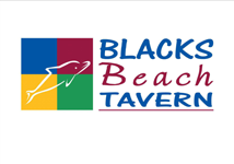 Blacks Beach Tavern Logo and Images