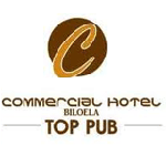 Commercial Hotel Logo and Images