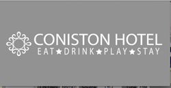 Coniston Hotel Logo and Images
