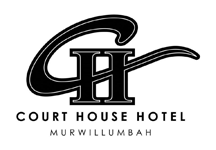 Courthouse Hotel Logo and Images