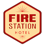 Fire Station Hotel Logo and Images