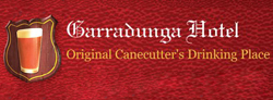 Garradunga Hotel Logo and Images