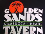 Golden Sands Tavern Logo and Images