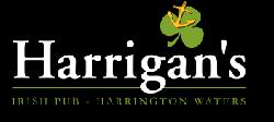 Harrigan's Irish Pub Logo and Images