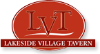 Lakeside Village Tavern Logo and Images