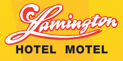 Lamington Hotel Motel Logo and Images