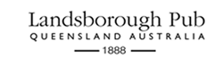 Landsborough Hotel Logo and Images
