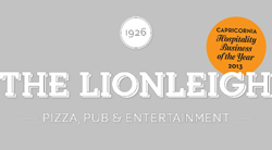 Lionleigh Tavern Logo and Images
