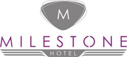 Milestone Hotel Logo and Images