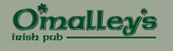 O'Malley's Irish Pub Logo and Images