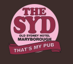 Old Sydney Hotel Logo and Images