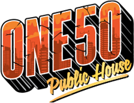 One50 Public House Logo and Images