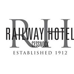 Railway Hotel Logo and Images