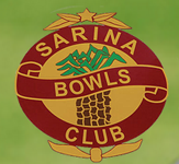 Sarina Bowls Club Logo and Images