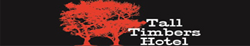 Tall Timbers Hotel Logo and Images
